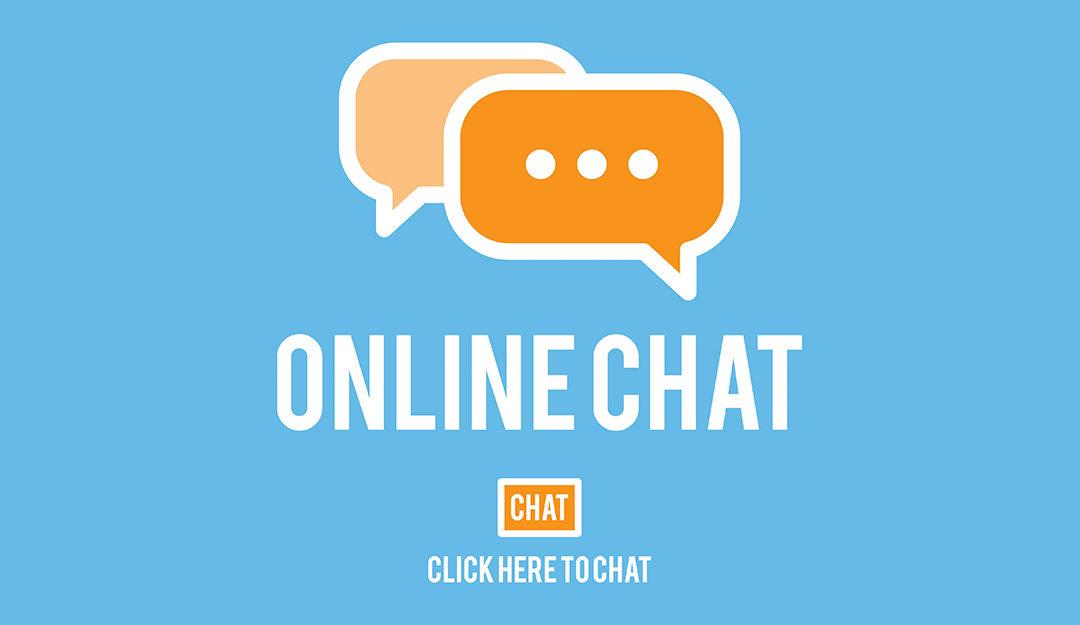 Chats web para comunicarte con tus clientes