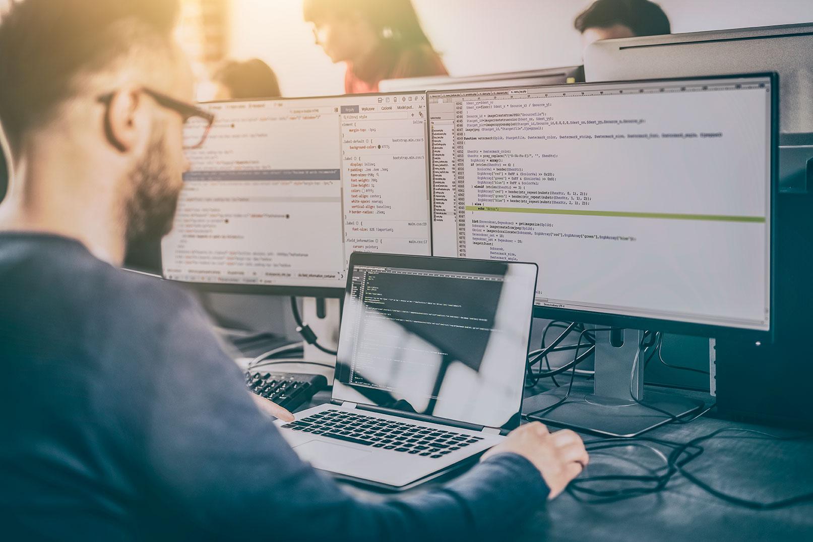 Desarrollo de software a medida para empresas