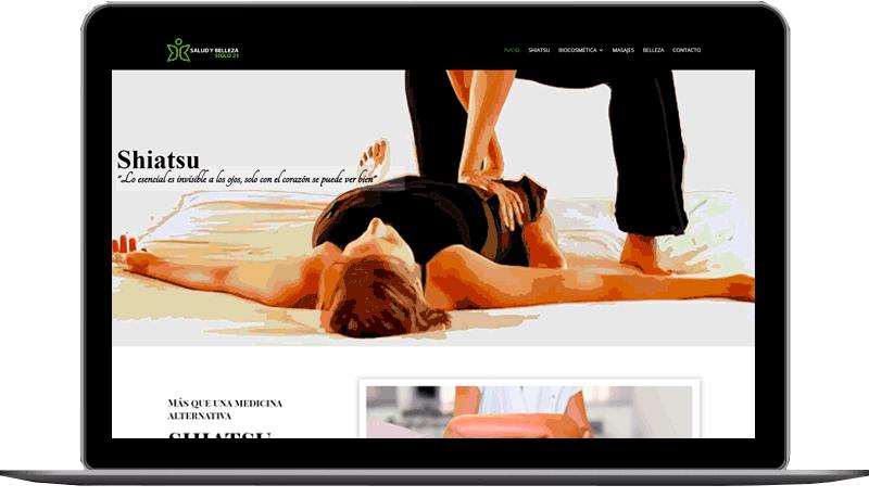 Diseño web: Centro Siglo XXI
