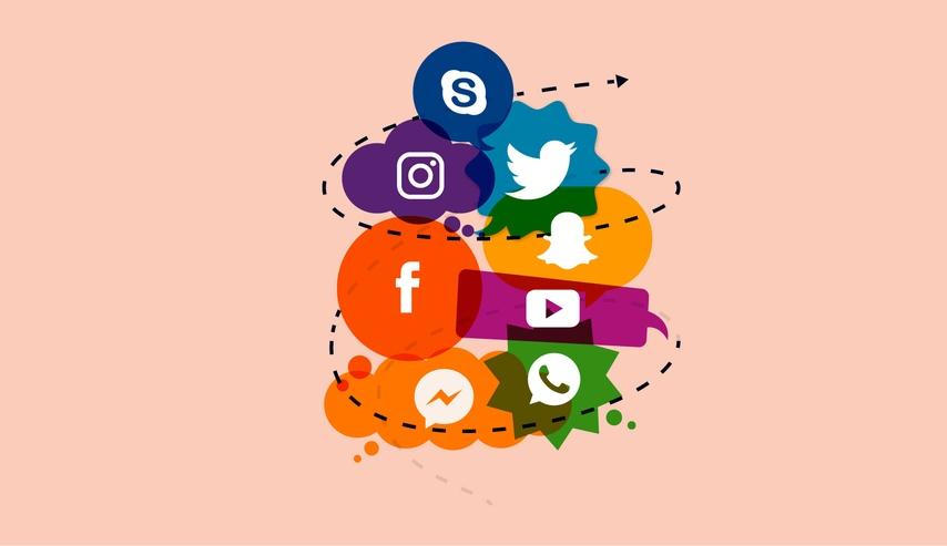 Las redes sociales son el medio de publicidad más utilizado