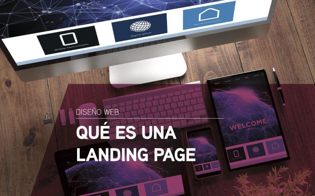 ¿Por qué crear una landing page?