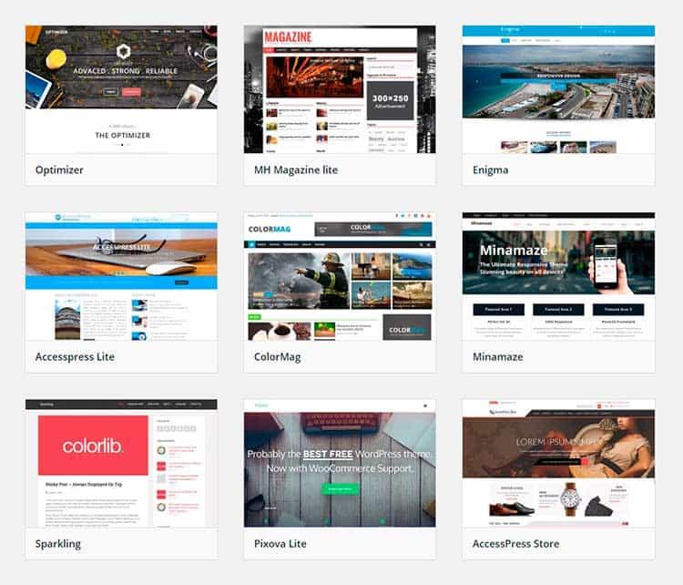 ¿Qué es una plantilla de WordPress y cómo elegir la mejor para tu proyecto?